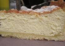 Gâteau au fromage blanc alsacien – Käseküeche (ValF)