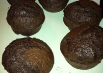 Muffins au chocolat comme au Mac Do (Chris)