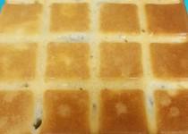 Gâteau au yaourt, kiwi et fleur d'oranger (SéverineS)