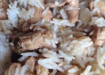 Sauté de volaille au gingembre, sauce soja et miel (Valvanille)