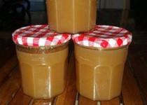 Gelée de pommes avec épluchures et trognons (MaudL)