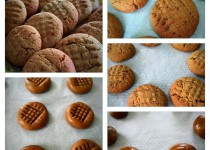 Peanut butter cookies (Chocolat1508)