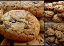 Cookies choco noisette ou choco amande (Vir ginie)
