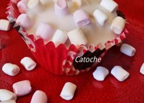 Cupcakes aux guimauves (Catoche)